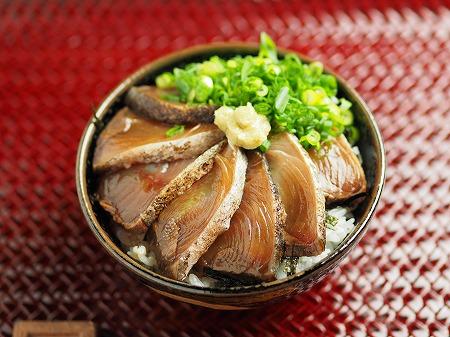 キハダマグロ漬け丼004