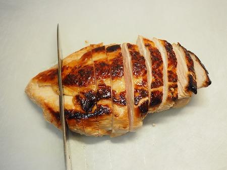 鶏むね肉のぽん酢漬けフライン037