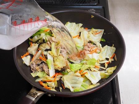 野菜炒めラーメン038