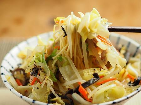 野菜炒めラーメン020