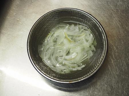 鰹たたき花椒、ごま油、ラー油032