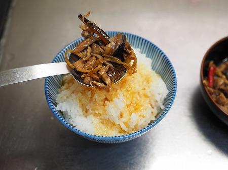 かしわ煮卵かけご飯012