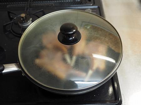 骨付きラム肉のガーリック塩焼064