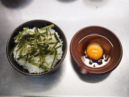 平目明太漬け卵かけご飯017