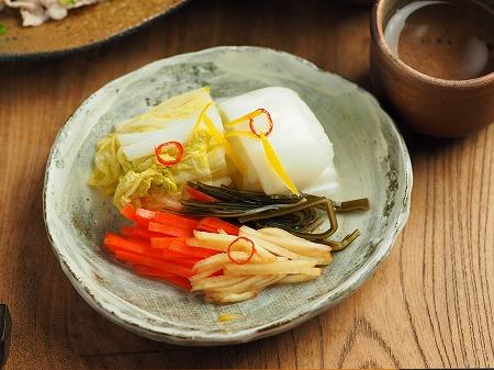 白菜のゆず焼酎漬け018