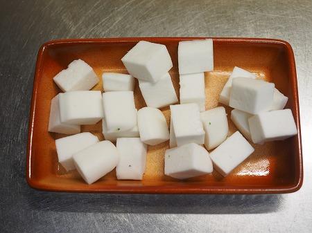 はんぺんの明太マヨネーズ焼き026