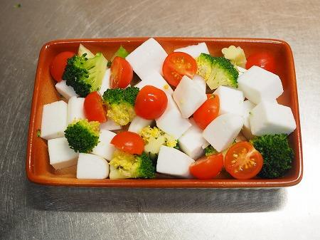 はんぺんの明太マヨネーズ焼き027