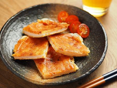 はんぺんのカリカリチーズ焼き006