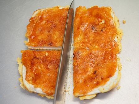 はんぺんのカリカリチーズ焼き035