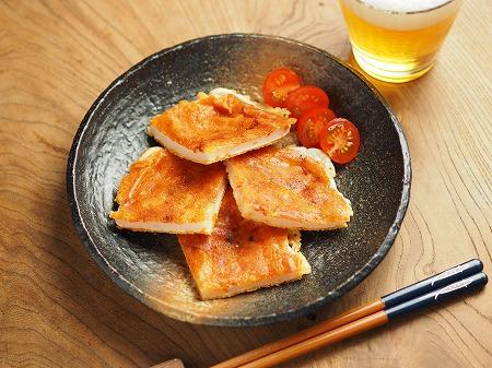 はんぺんのカリカリチーズ焼き011