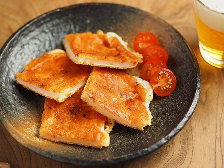 はんぺんのカリカリチーズ焼き009