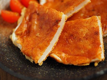 はんぺんのカリカリチーズ焼き015