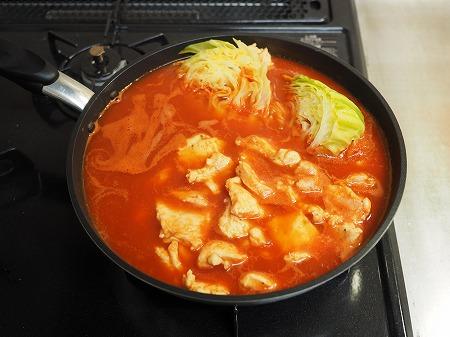 鶏むね肉ブロッコリートマト作り031