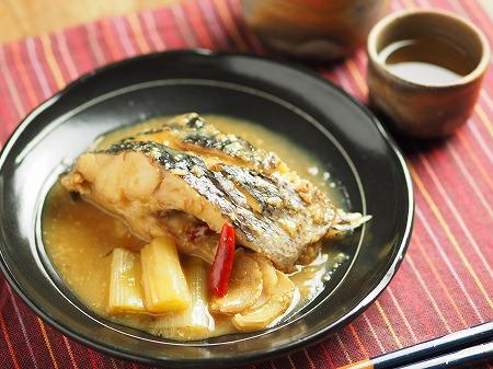 寒グレ・メジナの味噌煮021