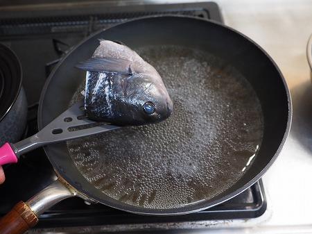 寒グレ・メジナの味噌煮028