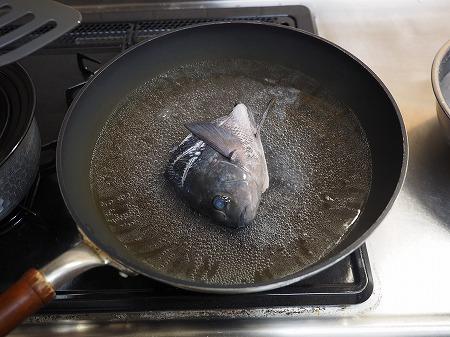 寒グレ・メジナの味噌煮029