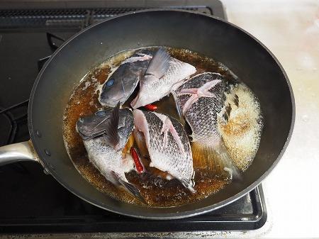寒グレ・メジナの味噌煮032