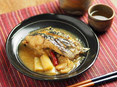 寒グレ・メジナの味噌煮006