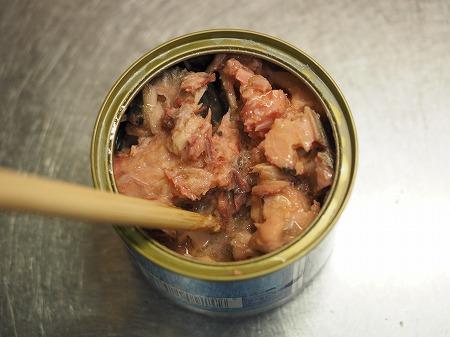 サバ缶とブロッコリーのチーズ焼042
