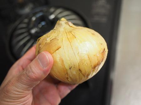 新玉ねぎのカレー鍋084