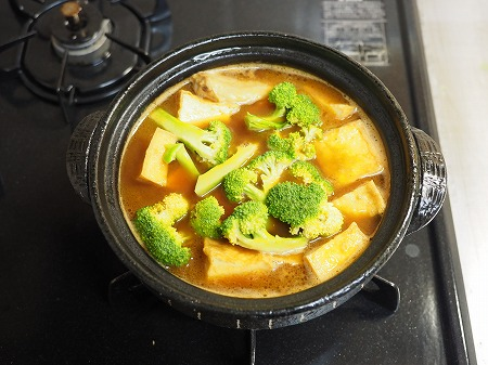 新玉ねぎのカレー鍋101