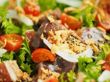 新玉ねぎとわさび菜の海鮮サ030