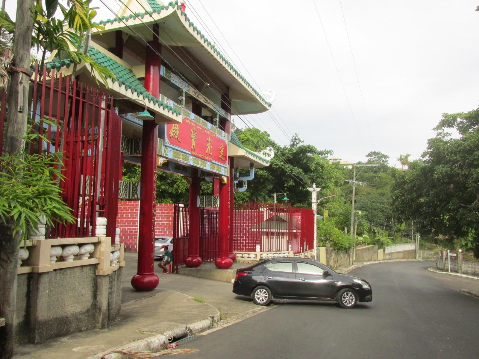 TAO駐車場