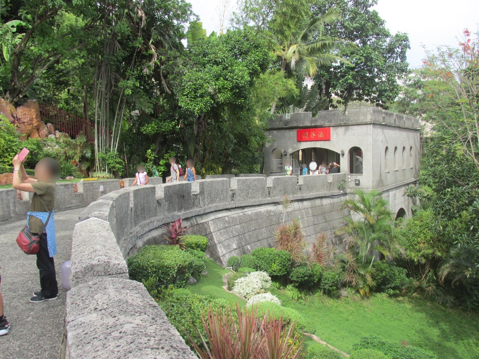万里の長城(2)