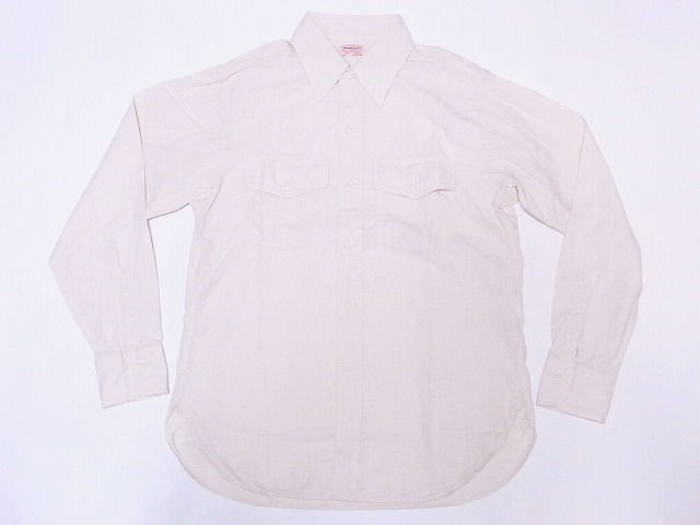 ヘッドライト HEADLIGHT シャンブレーシャツ HD28286 長袖ワークシャツ