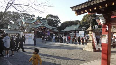 篠崎八幡宮1