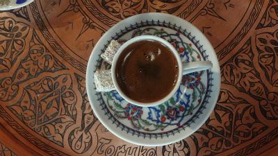 sトルココーヒー