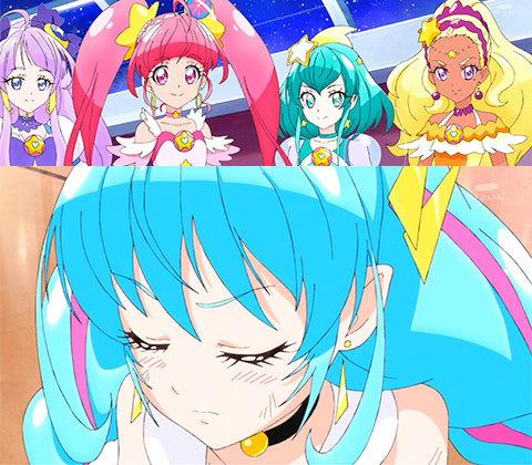 【スター☆トゥインクルプリキュア】第36話「ブルーキャット再び!虹色のココロ☆」18