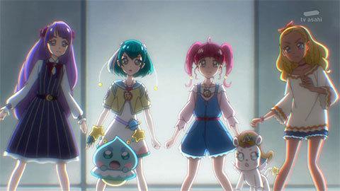 【スター☆トゥインクルプリキュア】第36話「ブルーキャット再び!虹色のココロ☆」13