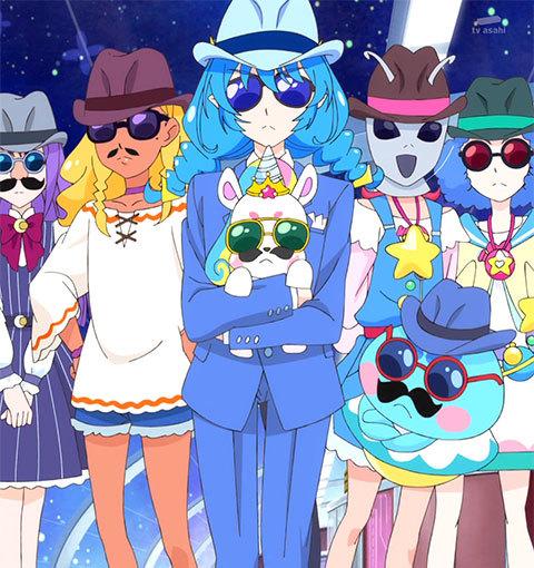 【スター☆トゥインクルプリキュア】第36話「ブルーキャット再び!虹色のココロ☆」05
