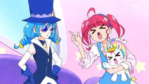 【スター☆トゥインクルプリキュア】第36話「ブルーキャット再び!虹色のココロ☆」02
