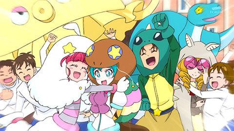 【スター☆トゥインクルプリキュア】第37話「UMAで優勝!ハロウィン仮装コンテスト☆」22