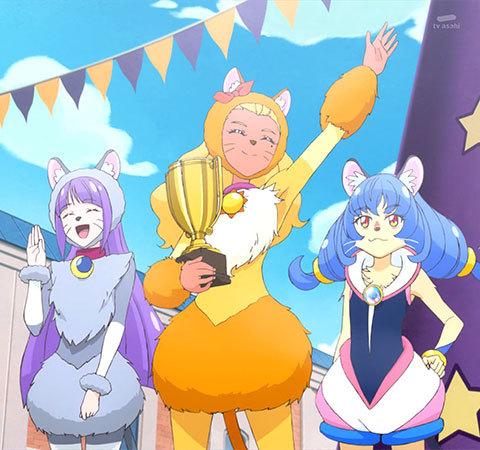 【スター☆トゥインクルプリキュア】第37話「UMAで優勝!ハロウィン仮装コンテスト☆」21