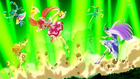 【スター☆トゥインクルプリキュア】第37話「UMAで優勝!ハロウィン仮装コンテスト☆」18