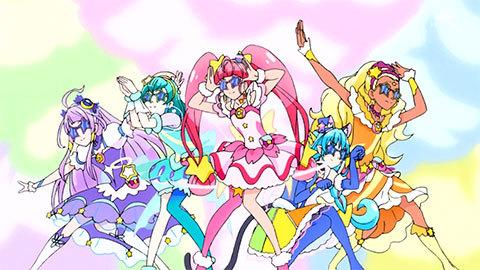 【スター☆トゥインクルプリキュア】第37話「UMAで優勝!ハロウィン仮装コンテスト☆」14