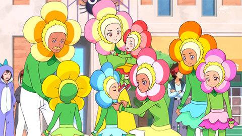 【スター☆トゥインクルプリキュア】第37話「UMAで優勝!ハロウィン仮装コンテスト☆」06