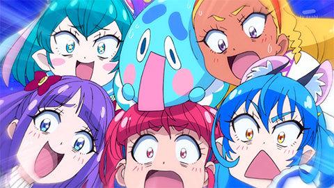 【スター☆トゥインクルプリキュア】第38話「輝け!ユニのトゥインクルイマジネーション☆」06