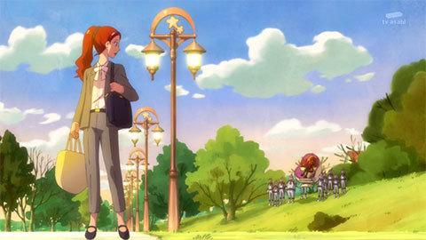【スター☆トゥインクルプリキュア】第42話「笑顔の迷い、えれなの迷い。」11
