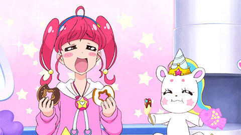 【スター☆トゥインクルプリキュア】第42話「笑顔の迷い、えれなの迷い。」07