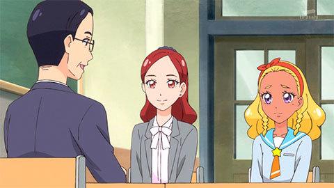 【スター☆トゥインクルプリキュア】第42話「笑顔の迷い、えれなの迷い。」04