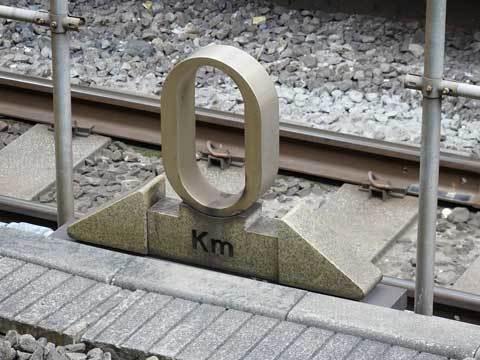 ゼロキロポスト(東京駅)