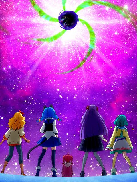 【スター☆トゥインクルプリキュア】第48話「想いを重ねて!闇を照らす希望の星☆」01