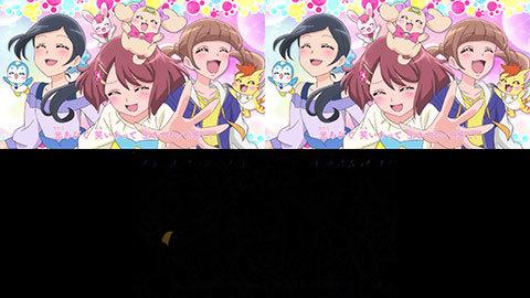 【ヒーリングっど♥プリキュア】OP比較[第01話・第02話]02