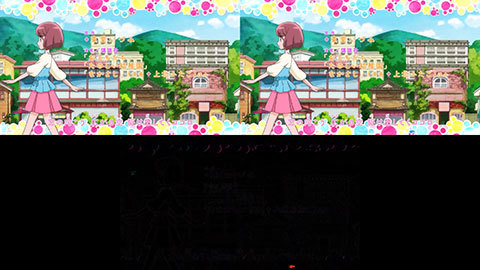 【ヒーリングっど♥プリキュア】OP比較[第01話・第02話]01