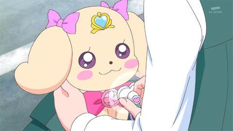 【ヒーリングっど♥プリキュア】第06話「ママはどこラテ?おるすばん大脱走!」06