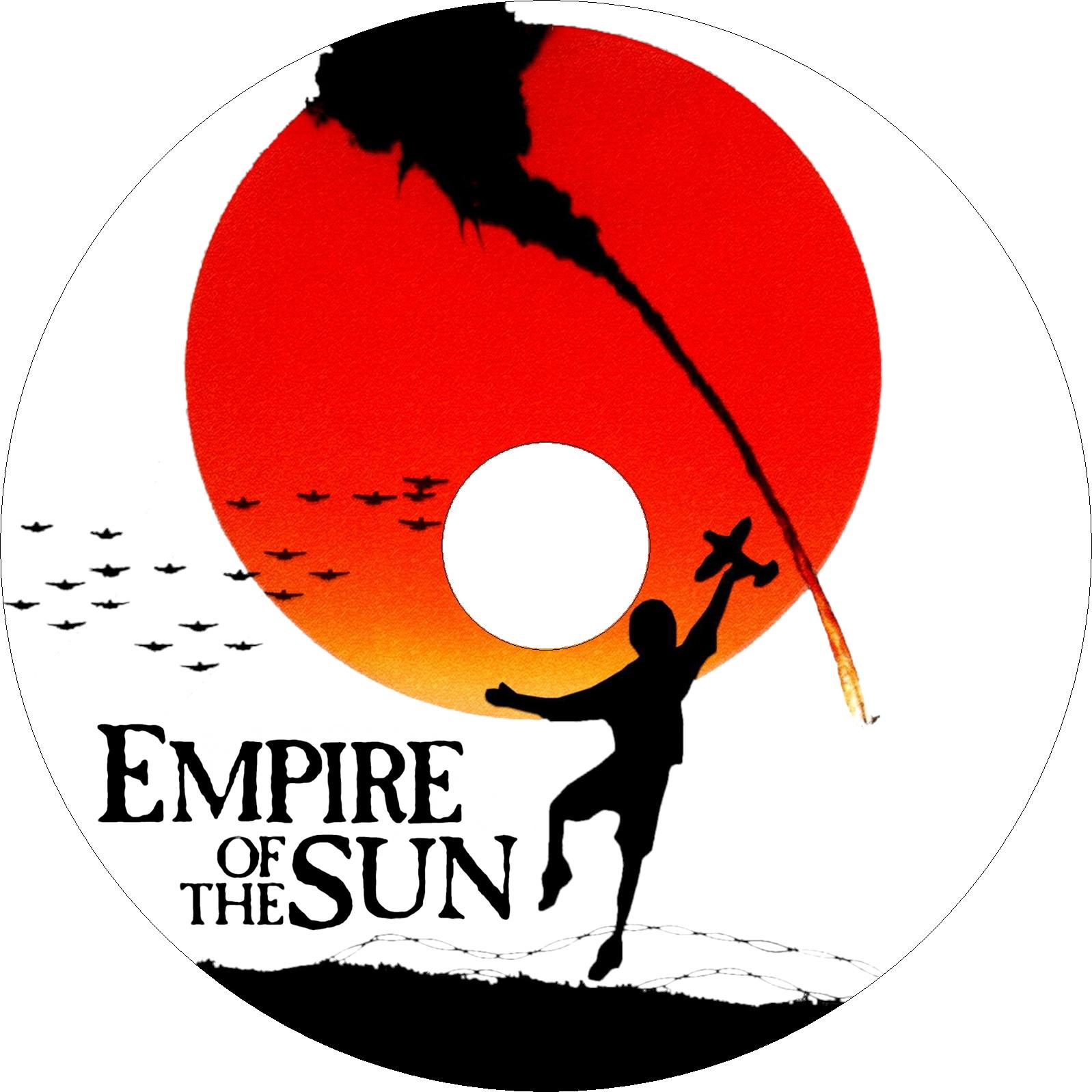 太陽の帝国 ラベル改